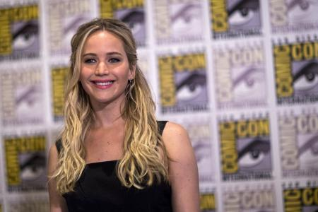 President Trump = End of the world? Jennifer Lawrence thinks so
