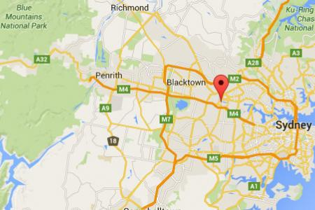 Two people shot dead outside police headquarters in Sydney