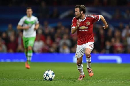 Drop Rooney for Mata, says Paul Parker