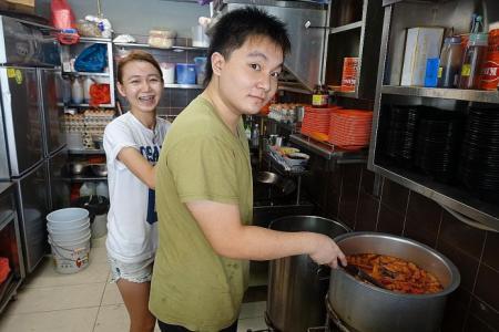 KF Seetoh: New takes on carrot cake