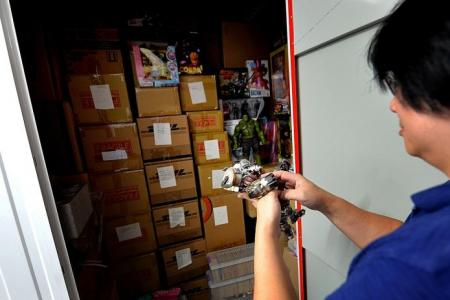 Toy collector needs storage for his $300,000 collection