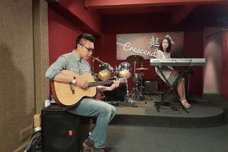 Composing in Crescendo