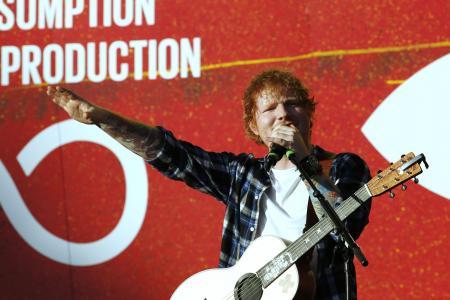 Ed Sheeran's Spotify Milestone