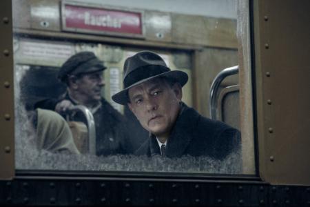 Red hot script got Tom Hanks into Cold War thriller