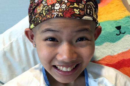 Maths-loving girl, 12, completed challenge 7 hours before dying of leukaemia
