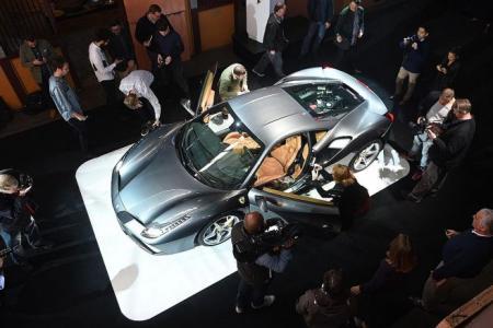 Super high-end car segment hit bad