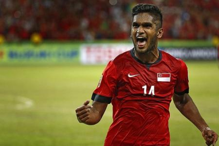 Hariss in line for first AFC Cup final and J.League trial