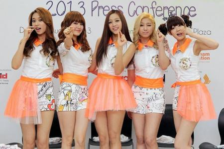 Ex-SKarf member cautions K-pop boot camp wannabes about 'real harshness' of industry