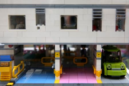 Brick to the future: Lego creations give glimpse into S'pore's future