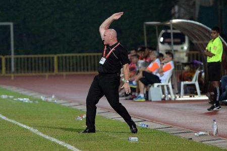 Brunei DPMM hangs on for victory