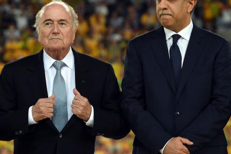 Fifa presidential candidate accused of 'crimes against humanity'