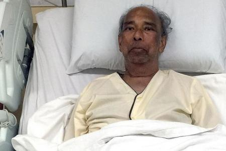 I feared for my life, says elderly priest bashed by road bully