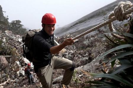 Henry Golding retraces steps of Sabah quake climbers for Discovery show