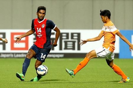 After AFC Cup success with JDT, Hariss sets higher targets