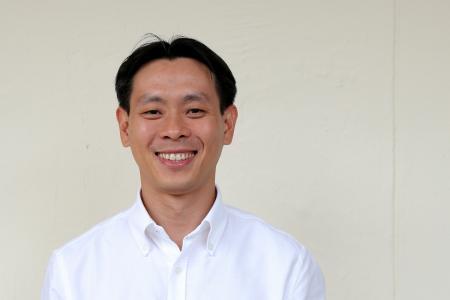 New MP Louis Ng: 'I won't be an MP for at least once a month'
