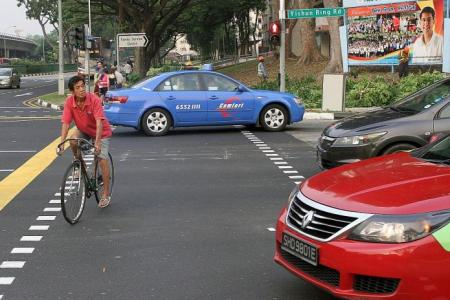 Having common sense in a common road space