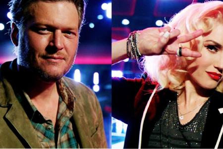 The Voice's Gwen Stefani and Blake Shelton are officially a couple