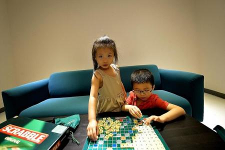 Siblings, 4 and 6, accepted into Mensa Singapore