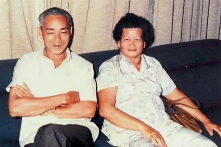 Elderly couple die just a few hours apart