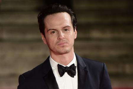 Fast five with Andrew Scott