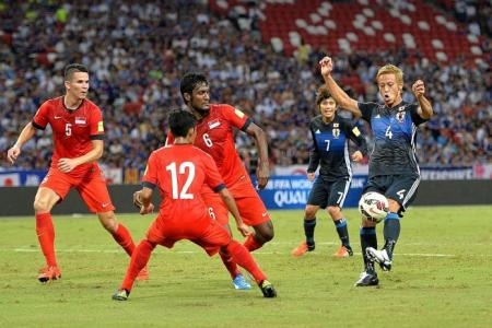 Lions defenders given a lesson by Japan's pace