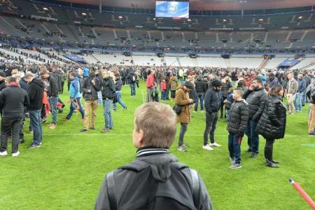 Paris terror attacks: Guard turned away one bomber at stadium