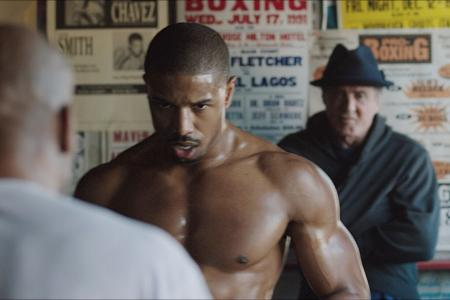 Michael B Jordan gets second chance at title shot with Creed