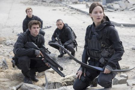Win The Hunger Games movie collectibles