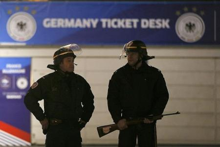 Singapore football fan thought Paris terrorist explosions were noise from stadium crowd