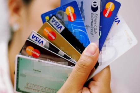 More people in credit card debt