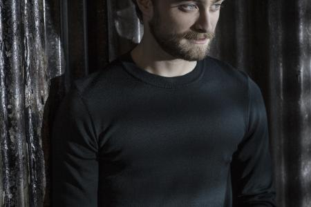 Daniel Radcliffe tranforms into a hunchback in Victor Frankenstein