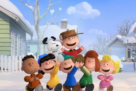 Watch The Peanuts Movie for a good cause