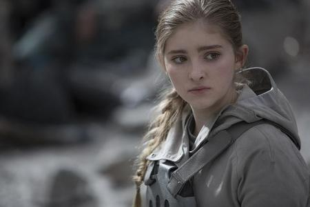 Fast five with Willow Shields