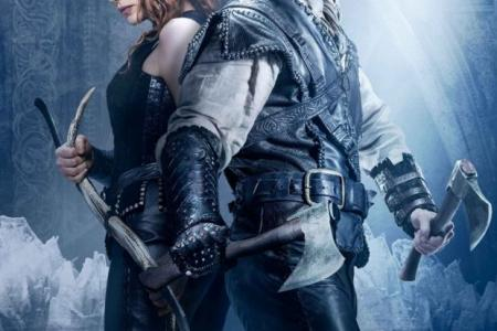 Poster Poser: The Huntsman: Winter's War