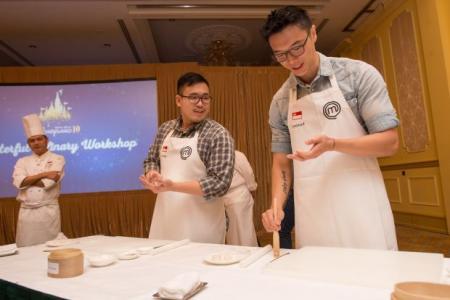 Masterchef Asia S'pore contestants back for anniversary
