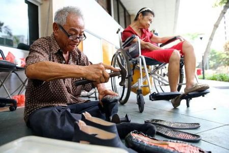 MP Tin Pei Ling offers to help evicted Katong Plaza cobbler