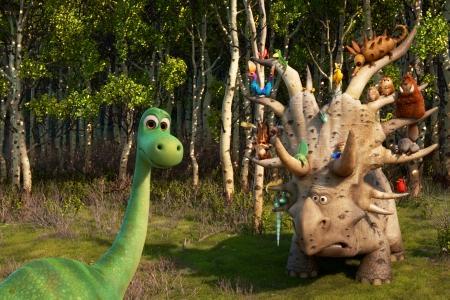 Win The Good Dinosaur movie premiums