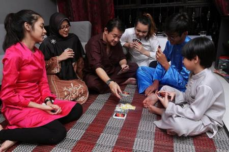 Malay community leader Fahmi Rais finds out he's adopted, and parents were Chinese
