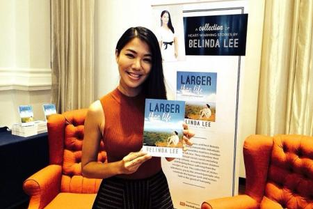 Belinda Lee's book on her travel shows, inspirational people and extraordinary acts