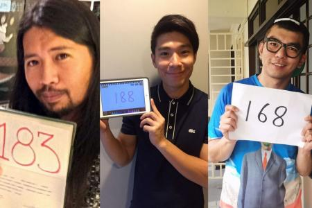 Celebs reveal their PSLE results