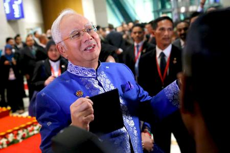 Man who accused Malaysian PM Najib of murder held by police