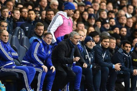 Mourinho benches Costa and Chelsea fail to win