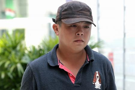 Jover Chew jailed 33 months and fined $2,000