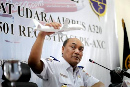 AirAsia crash due to faulty component, actions of crew