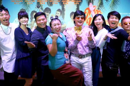 Chen Tianwen: 'Unbelievable, I'm now a movie star'
