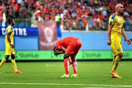 LionsXII disbanded