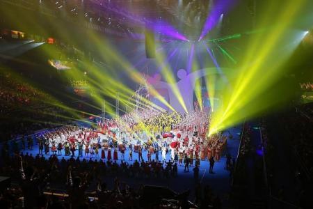 Para Games' opening ceremony celebrates the human spirit