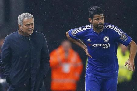Jose Mourinho: The bemused one