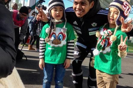 Goalkeeper Izwan hopeful of sealing move to Japanese club