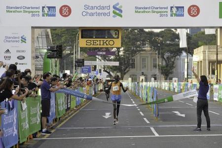 A first for Kenyan winners at Standard Chartered Marathon